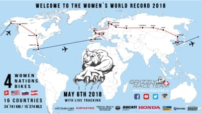 Womens World Record 2018